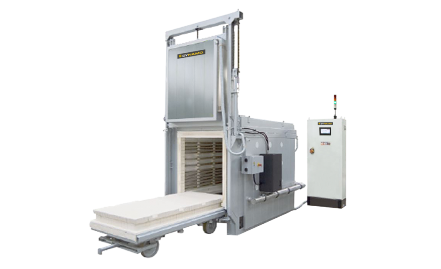 Gas Heat Treating Furnace – GHT-A-900