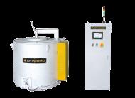 Aluminum Electric Round Crucible Melting Furnace – EM-A-1300
