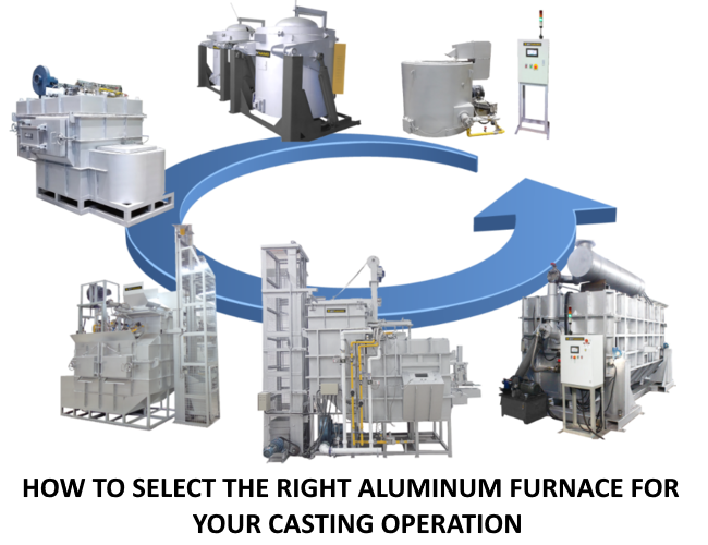 How To Select The Right Aluminum Furnace For Your Casting Operation