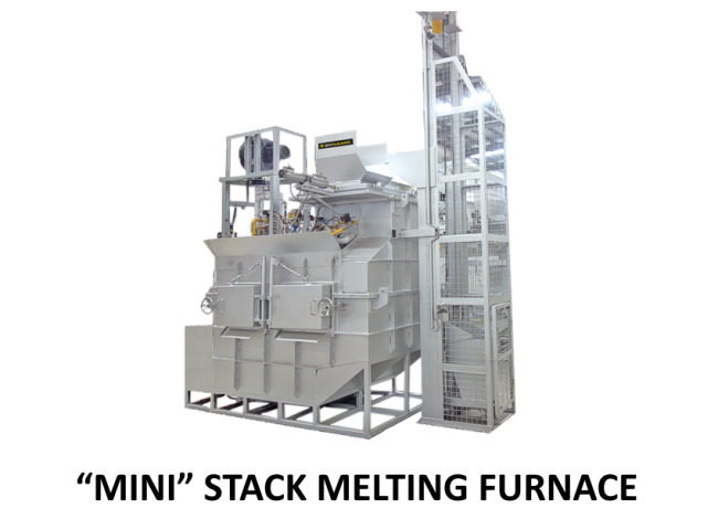 Introducing a New Type of Gas Melting Furnace