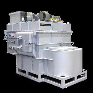 Dry Hearth Gas Melting Furnace